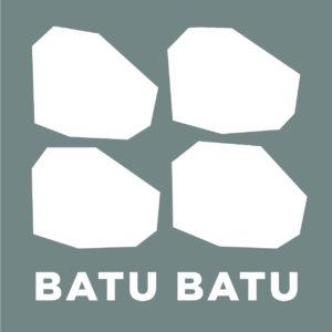 BatuBatu Logo Green Background