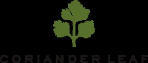 Coriander Leaf logo