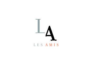 Les Amis logo