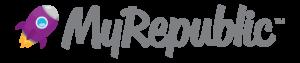 MyRepublic logo