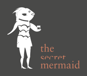 The Secret Mermaid logo 1