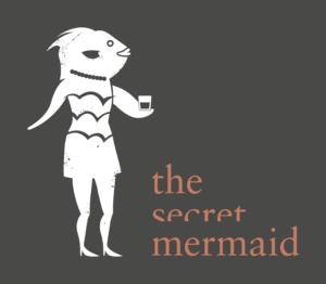The Secret Mermaid logo 1