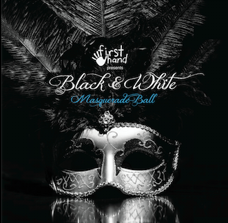 First Hand's Black and White Ball raises over $100k!