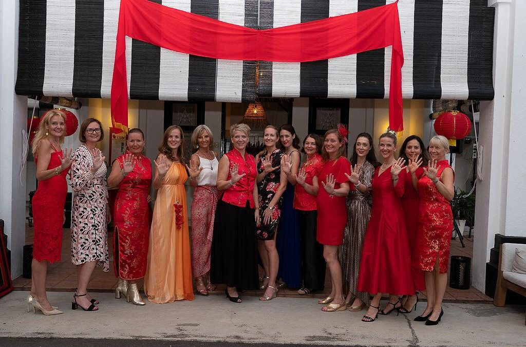 Fundraiser Party 'Singapore Chic' raises $57,000!